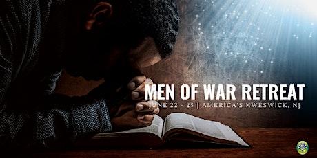 Men of War Retreat 2020 tickets