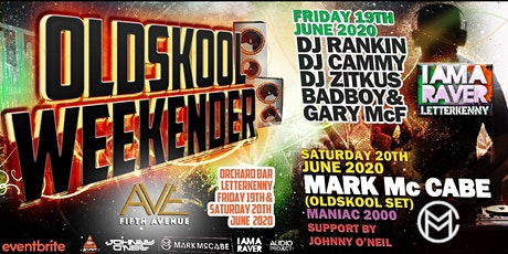 KOTC PROMOTIONS PRESENTS OLDSKOOL WEEKENDER SATURDAY tickets