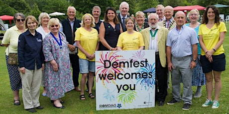 DEMFEST2020 Live Music/Fun4Family/Dementia Innovation-Inspiration&Education tickets