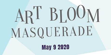 POSTPONED: Art Bloom Masquerade 2020 tickets