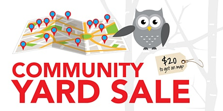 Exeter Area Community Yard Sale tickets
