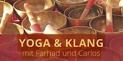 Yoga & Klang Spezialklasse und Klangschalenmeditat