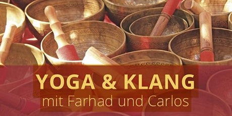 Yoga & Klang Spezialklasse und Klangschalenmeditation Tickets