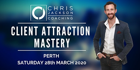 Client Attraction Mastery for Coaches tickets