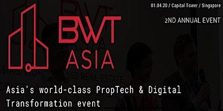 Built World Tech Asia tickets
