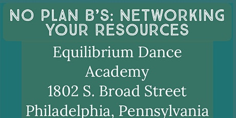 No Plan B's : Networking your resources tickets