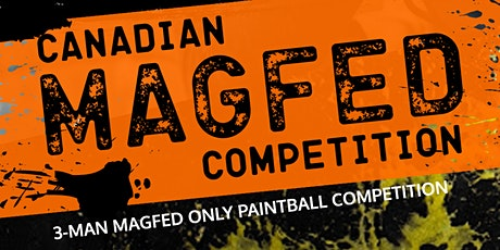 Canadian Magfed Competition-Maghill Paintball tickets
