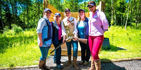 S&CBC Ladies Clay Shooting Event|AGL| St Albans|No experience needed! tickets