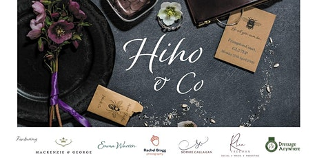 Hiho & Co #4 - 'Be all you can be' Instameet Nov 2 2020 tickets