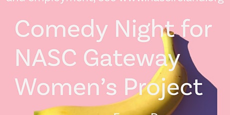 Comedy Night for Nasc Women's Project at Whelan's tickets