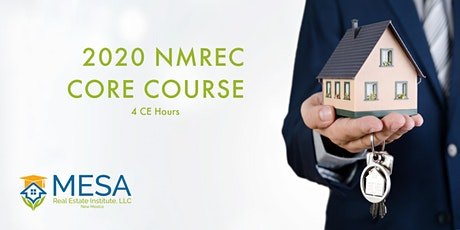 2020 NMREC Core Course tickets