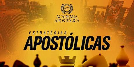 ESTRATÉGIAS APOSTÓLICAS ingressos
