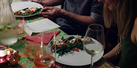 5 Course Indian & Middle Eastern Feast by 8 Plates Supper Club tickets