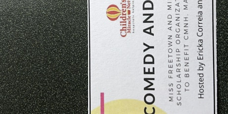 Comedy and Dance Fundraiser to Benefit Children's Miracle Network Hospital tickets