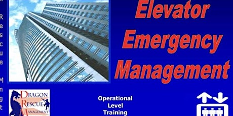 Elevator Emergency Management - Awareness Level - May 14, 2020 tickets