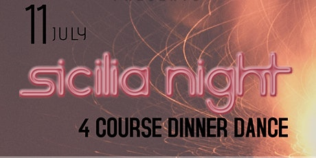 Sicilia Night Annual Dinner Dance tickets