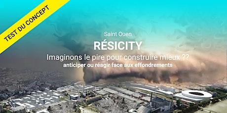 Hackathon RESICITY à Saint Ouen billets