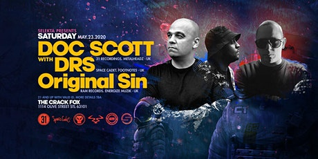 Selekta Presents: Doc Scott + DRS & Original Sin tickets