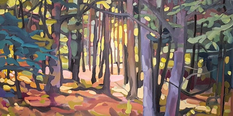 2 Day Paint Any Forest Season with Michelle Reid  tickets