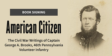 Book Signing: Benjamin Myers - American Citizen tickets
