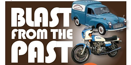Blast From The Past 2020 with AW Autotech Ltd. tickets