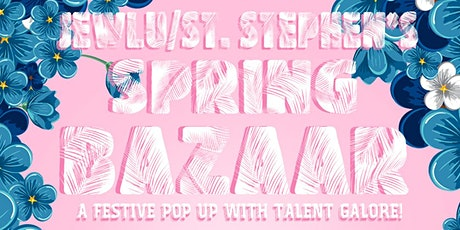 Jewlu: Spring Bazaar tickets