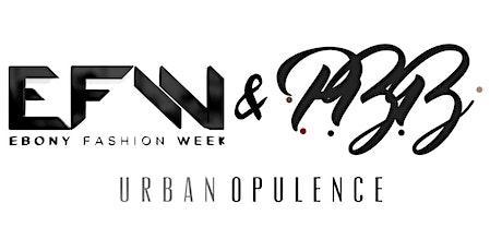 Ebony Fashion Week 2020 tickets