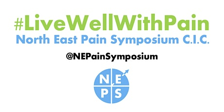 North East Pain Symposium #LiveWellWithPain tickets