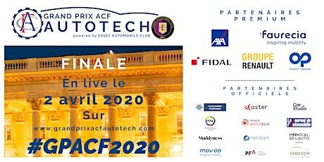 Grand Prix ACF AutoTech 2020, powered by ESSEC Automobile Club billets