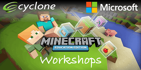 Microsoft Minecraft: Education Workshop - Christchurch tickets