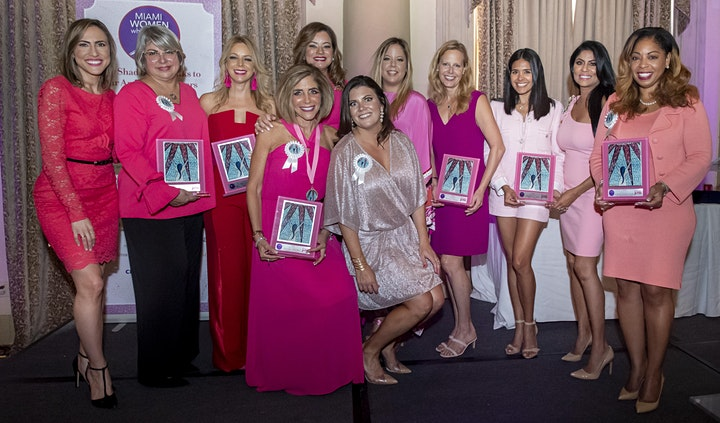 """Miami Women Who Rock """"Fifty Shades of Pink"""" image"""
