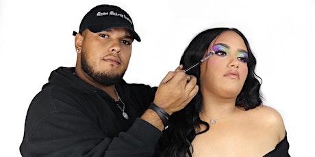 NYC, NY - Master Makeup Seminar  @GlamourByHosway tickets