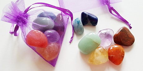 Introduction to Crystals & Chakras Workshop by Emerald Torrus | Wandsworth tickets