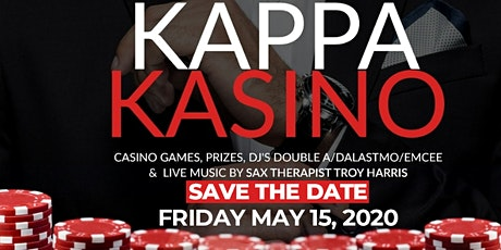 Kappa Kasino tickets