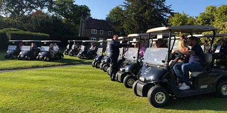 Bubbles & Buggies at Mannings Heath Golf & Wine Estate tickets