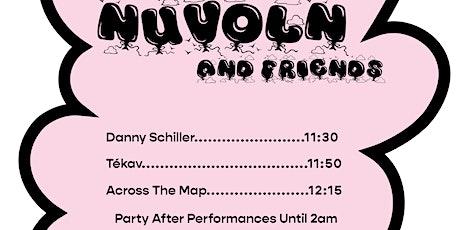 Nuvoln & Friends (feat. Danny Schiller, ATM and Té Kav) tickets