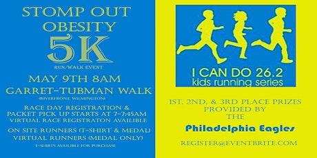 Stomp Out Obesity 5K - Run/Walk tickets