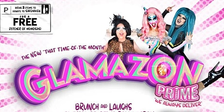Glamazon Prime Drag Brunch *ALL AGES Show* tickets