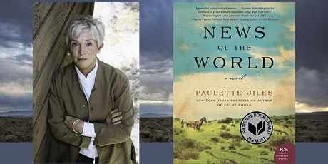 Free book discussion & signing with Paulette Jiles tickets