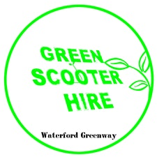 Green Scooter Hire logo