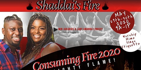 CONSUMING FIRE (CF2020) tickets