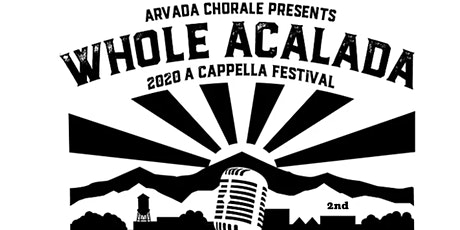 RESCHEDULED TO APRIL 2021 - The Whole Acalada 2020 tickets