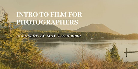 Intro to Film for Photographers tickets