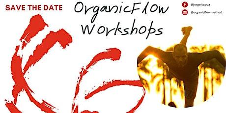 OrganicFlow Method Workshop w/ Jorge Itapuã biglietti