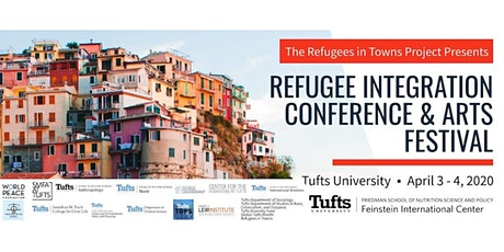Postponed:Refugees Integration Conference and Refugees in Town Art Festival tickets