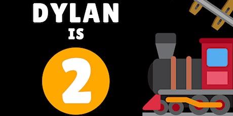 CHOO CHOO! Dylan is TWO! tickets