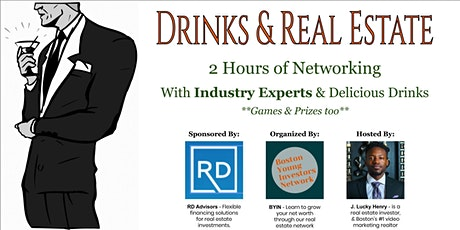 Drinks & Real Estate Mixer tickets