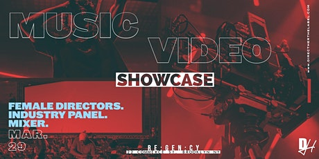 DirectHER Brand Debut & Music Video Showcase tickets
