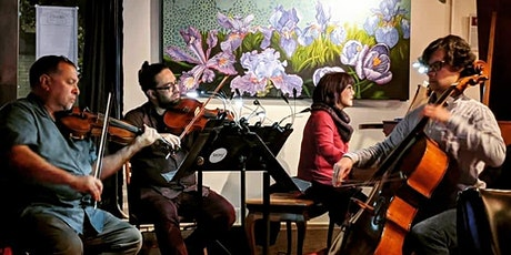 Classical Revolution at Amado's tickets