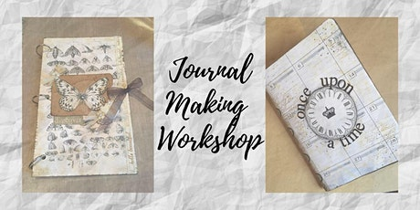 Journal Making Workshop tickets